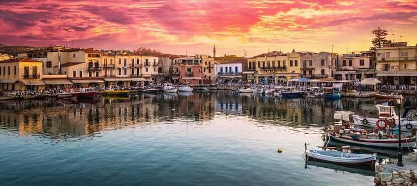Best things to do in Rethymno Crete