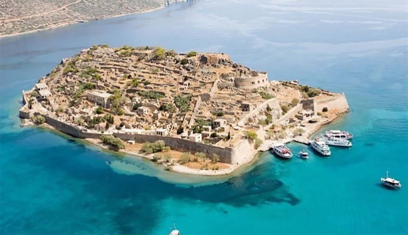 Spinalonga Island | Elounda, Crete, Greece
