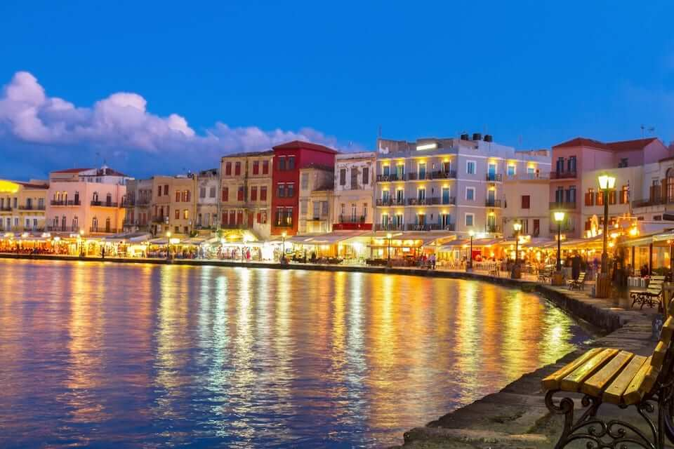 Chania Port | Crete, Greece