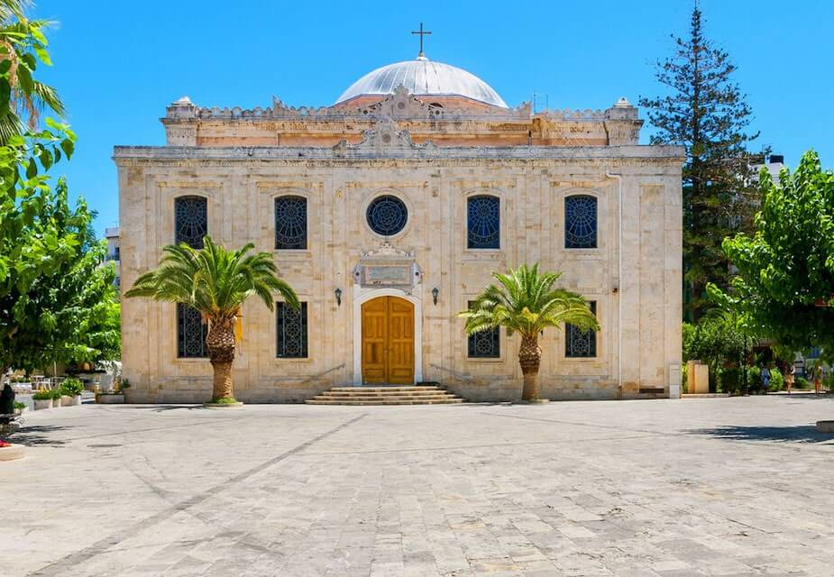 Heraklion Saint Titus