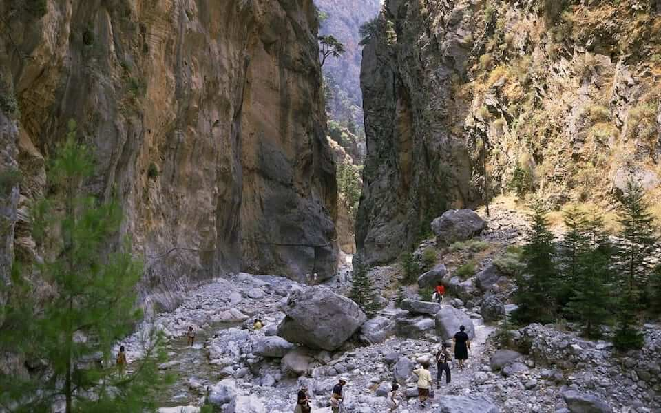 Samaria Gorge | Crete, Greece