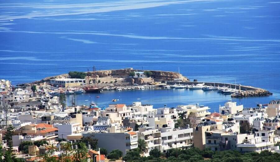 Rent a car in hersonissos